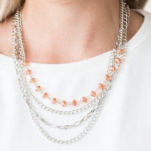 Extravagant Elegance - Orange